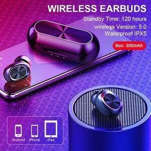 [AME R$ 31 ]Fone de Ouvido Bluetooth Bakeey B5 | R$ 35