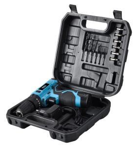 [Reembalado] Parafusadeira e Furadeira com Impacto Philco Force + maleta 14 acessórios - Bivolt | R$150