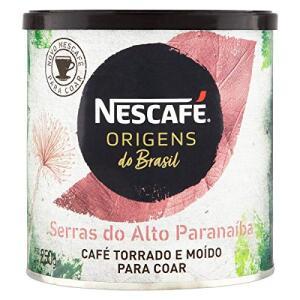 Café Torrado e Moído, Nescafé, Origens Serras do Alto Paranaíba, 250g | R$12