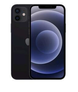 "iPhone 12 Apple 64GB Preto 6,1"" | R$5067"