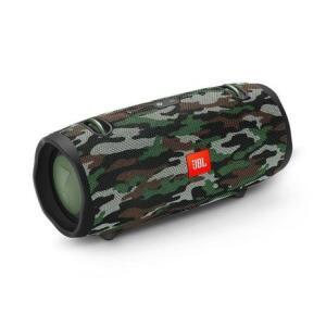 Caixa de Som Bluetooth Portátil JBL Xtreme 2 Camuflagem | R$1313