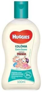 Huggies Colônia Infantil Turma da Mônica, 100ml | R$10