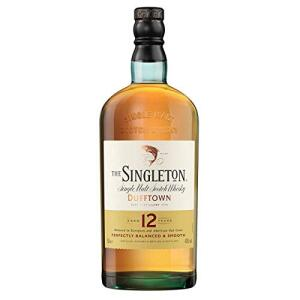 Whisky Singleton Of Dufftown 12 Anos, 750ml   R$134