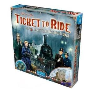 Ticket to Ride: Reino Unido e Pensilvânia (Expansão) | R$227