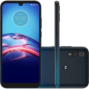 [APP] Smartphone Motorola E6s 64GB / 4GB RAM - Tela 6.1'' Dual Chip Câmera Dupla R$729
