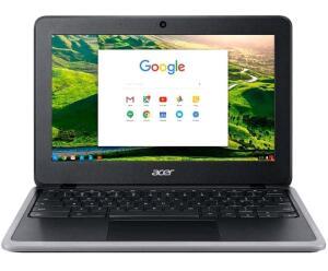 "Chromebook Acer C733-C607 Intel Celeron 4GB - 32GB eMMC 11,6"" Chrome OS R$1519"