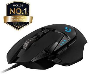 Mouse Gamer RGB Logitech G502 HERO com Tecnologia LIGHTSYNC | R$270
