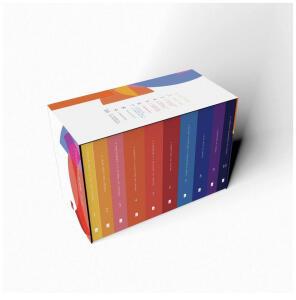 História da literatura ocidental - 10 volumes | R$129