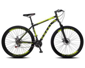 Bicicleta Colli Bike Aro 29 com Freio a Disco e 21 Marchas | R$999