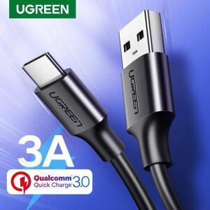 [NOVO USUÁRIO] CABO UGREEN CARREGAMENTO RAPIDO USB C | R$0,06