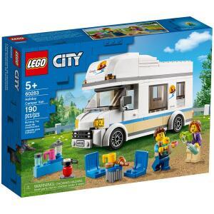 LEGO City Trailer de Férias 60283 - 190 Peças | R$136