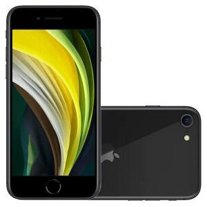 iPhone SE Apple 64GB Preto | R$2.564