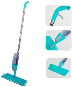 Mop Spray Rodo Magico Esfregão Reservatório Limpeza Profunda | R$50