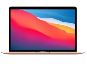 "[APP] MacBook Air 13"" Apple M1 (8GB 256GB SSD) Dourado | R$8190"