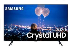 "[Reembalado] Samsung Smart TV 50"" Crystal UHD 50TU8000 4K   R$2340"