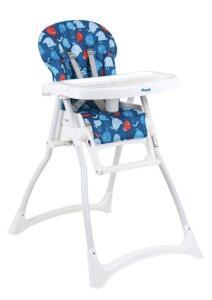 [Cliente Ouro] Cadeira de Alimentação Alta Burigotto Merenda - 0 a 15kg | R$341
