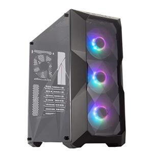 Gabinete Cooler Master MasterBox TD500 ARGB, ATX | R$576