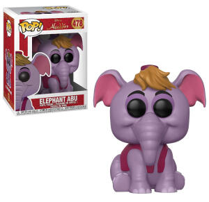[PRIME] FUNKO POP - Aladdin - ELEPHANT ABU R$60
