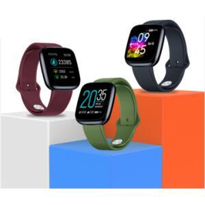Smartwatch Zeblaze Crystal 3 - Preto | R$57