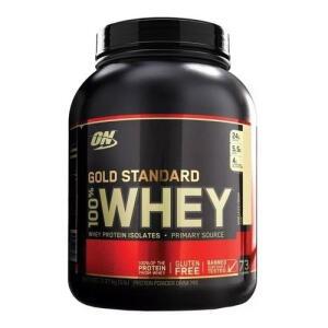 [Ame R$264] Whey Gold Standard - Optmum Nutrition - 2.270kg | R$279