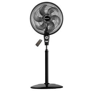 Ventilador de Coluna, Air Timer Style TS+, Preto/Grafite, 110v, Mallory
