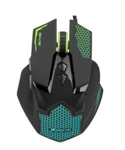 Mouse Gamer Xtrike Me GM-216, 3600DPI, 7 Botões, Black