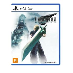 Game Final Fantasy VII Remake Intergrade - PS5 | R$308
