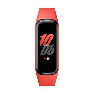 Smartwatch Samsung Galaxy Fit2, Bluetooth, Vermelho | R$151