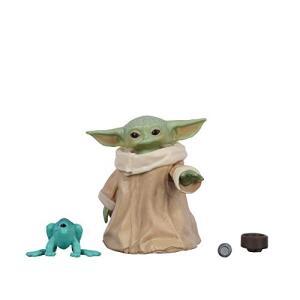 Boneco Star Wars The Black Series: The Mandalorian The Child (Baby Yoda) F1203 - Hasbro   R$69