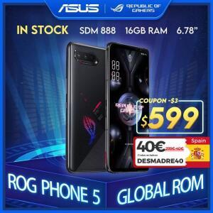 Smartphone ROG Phone 5 8/128 | R$3333