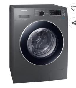 Lava e Seca Samsung WD4000 com Ecobubble™ e Lavagem a Seco WD11M4453JX Inox Look - 11kg | R$3625