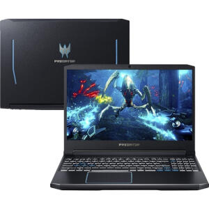 "Notebook Gamer Acer 9ª Intel Core I7 16GB (Geforce GTX1660TI com 6GB) 1TB + 128GB SSD 15.6"" | R$6614"