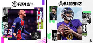 FIFA 21 + Madden NFL 21 (PC) | R$130