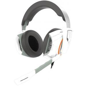 Headset Gamer Gamdias Hephaestus E1 RGB Branco | R$170