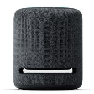 Smart Speaker Amazon com Áudio de Alta Fidelidade e Alexa Preto - Amazon Echo Studio R$1355