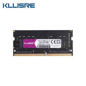 (Novos Usuários) Memória RAM Kllisre 8GB DDR4 2666MHz para notebook R$128