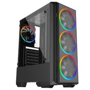 Computador Skill AMD Ryzen 5 3400G, Radeon RX VEGA 11, 16GB DDR4 Ballistix, SSD 480GB | R$4.239