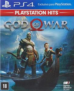 [Prime] God Of War Hits - PlayStation 4 | R$59