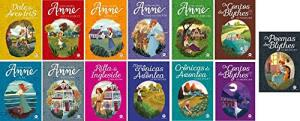 Kit Anne De Green Gables - 13 Volumes (colecao Completa) | R$90