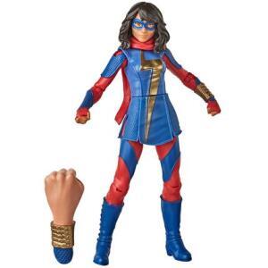 Boneca Vingadores Miss Marvel Gamer Verse E9867 Hasbro – 15cm | R$49