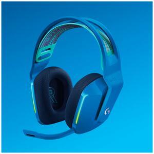 Headset Gamer Sem Fio Logitech G733 - Azul | R$ 1275