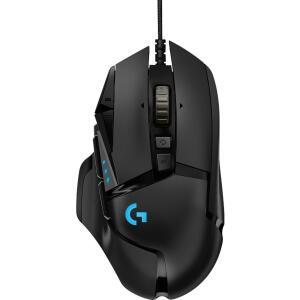 Mouse Gamer Logitech Hero G502 | R$270