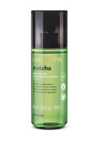 Body Splash Desodorante Colônia Nativa SPA Matcha 60ml | R$10