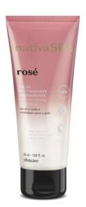Nativa SPA Loção Desodorante Revitalizante Corporal Rose 50ml | R$10