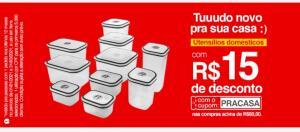 [APP] Potes Herméticos Electrolux - 10 Pçs | R$57