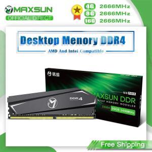 [Contas Novas] Memória RAM MAXSUN 8GB DDR4 2666MHz | R$162
