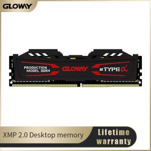 [Contas Novas] Memória RAM GLOWAY 8GB DDR4 2666MHz | R$158