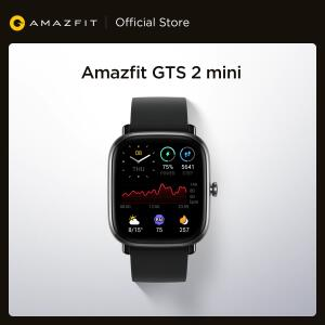 [Contas Novas] SMARTWATCH AMAZFIT GTS2 MINI   R$531