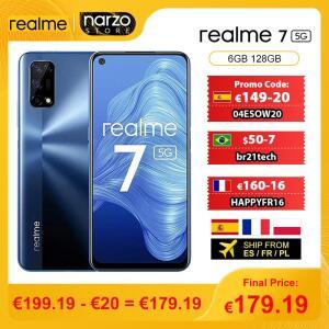 Smartphone Realme 7 5G - 6GB 128GB Versão Global | R$1.212