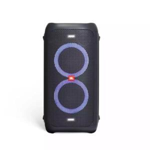 Caixa de som Portátil JBL PartyBox 100 Bluetooth com Luzes Até 12 horas bateria Preto R$1800